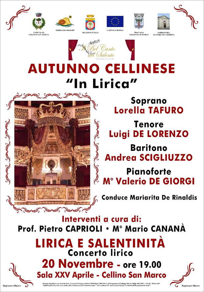 Autunno Cellinese