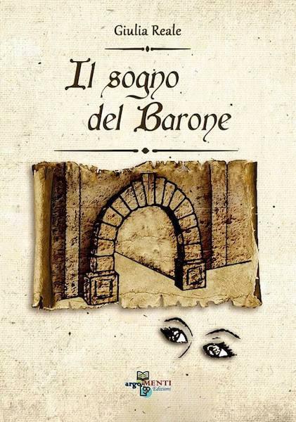Frontespizio Il sogno del barone