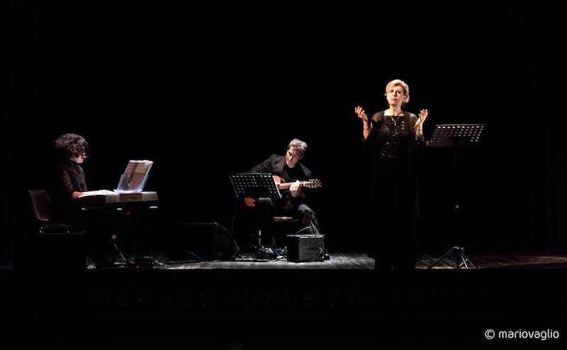Daniela Poggi, Madre di mia madre, Lecce, Teatro Paisiello
