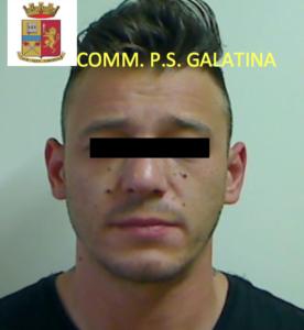 Droga, Cocaina, Galatina, Polizia