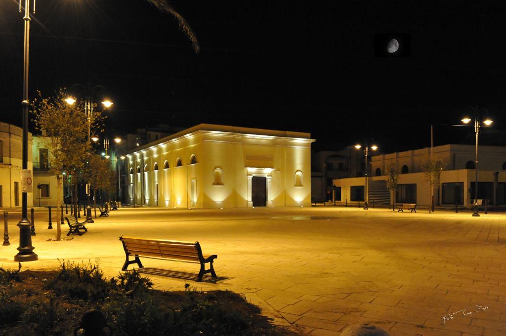 Teatro Comunale, Novoli, Intitolazione teatro comunale, Prefetto di Lecce