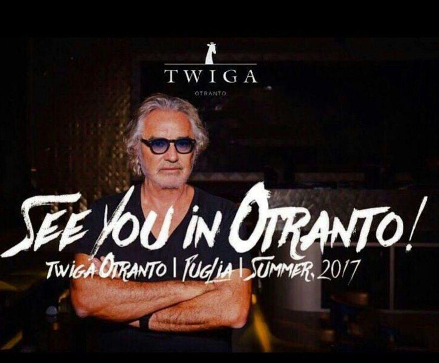 Otranto, Briatore, Twiga, Stabilimento Balneare