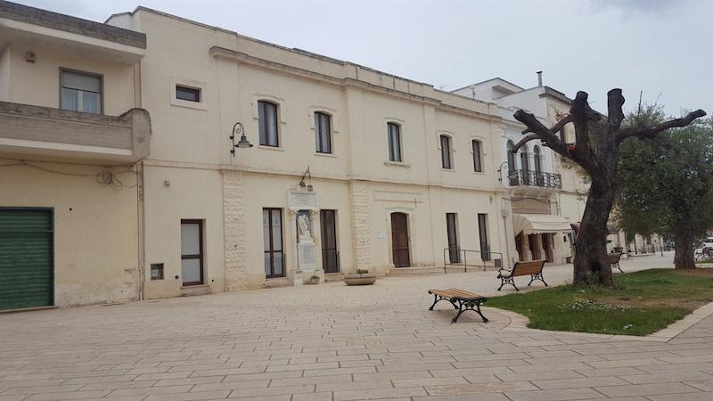 Novoli, Lecce, Ostello della Gioventù, Bando Pubblico